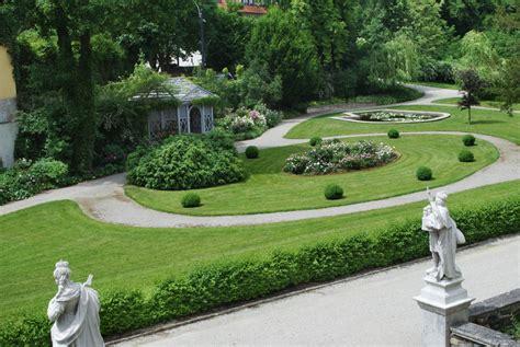 Herrschaftsgartel  Gärten  Schloss Eggenberg