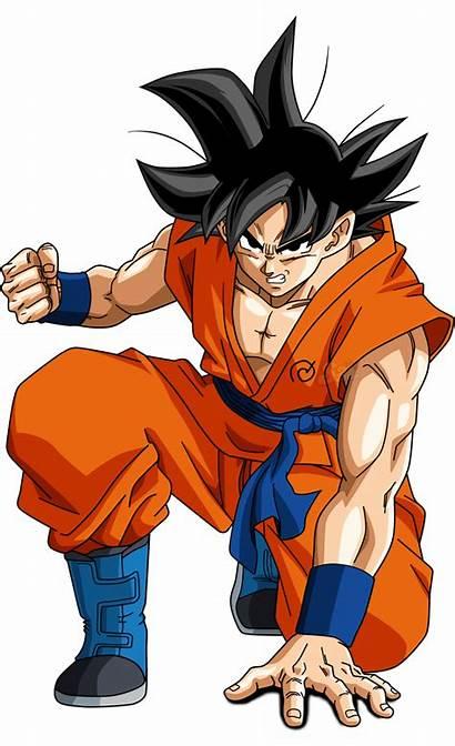 Goku Dragon Ball Transparent Clipart Imagenes Dbs