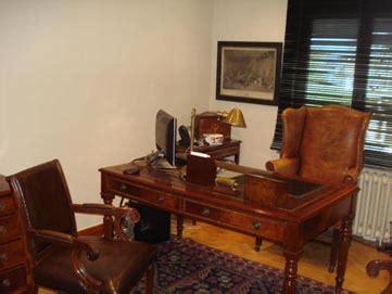 bureau de style cabinet médical à louer uccle vert chasseur