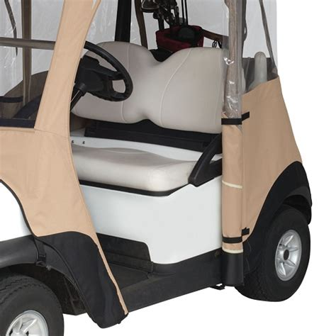 classic accessories fairway 2 person club car precedent golf cart enclosure