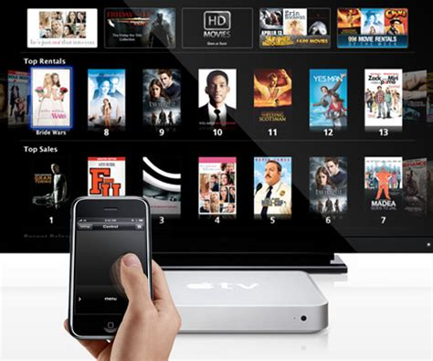 iphone to apple tv apple adds iphone ipod touch finger gesture to