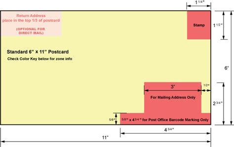 usps postcard template 8 5 x 5 5 usps postcard guidelines 6x9 cards design templates