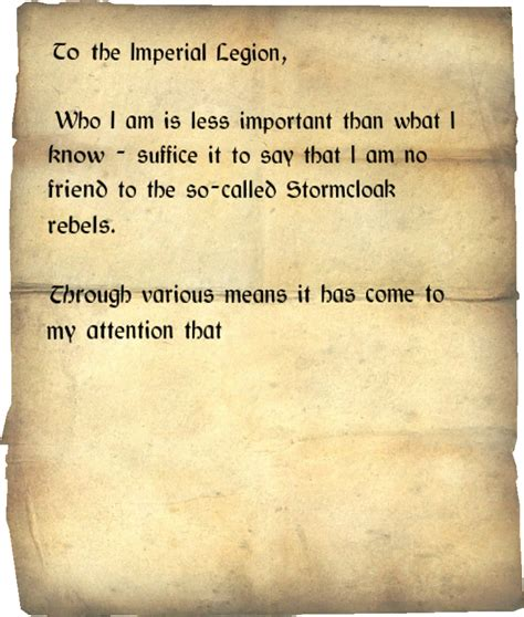 skyrim letter from a friend letter from a friend skyrim letter from a friend elder 48910