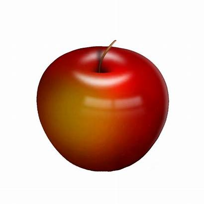 Apple Gifs Clipart Fall Cliparts Jumping Cider