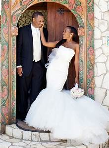 munaluchi bride magazine jamaican dominican wedding With wedding dresses in jamaica