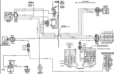 Chevy Suburban Blower Motor Doesnt Work Need Wiring