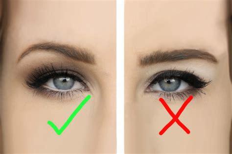 Как с помощью макияжа сделать глаза больше визуально инструкция рекомендации стилиста фото