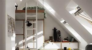 Velux Fenster Ausbauen : velux dachfenster sch ne ideen f r verschiedene r ume planungswelten ~ Eleganceandgraceweddings.com Haus und Dekorationen