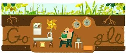 Summer Doodle Spring Equinox Google Autumn 1st