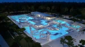 aqua design neues aquapark čikat cingplätze cres lošinj