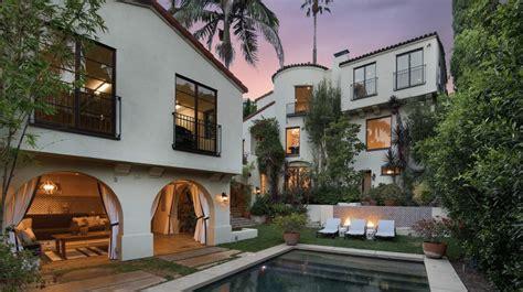 stunning spanish style homes  los angeles sfj group