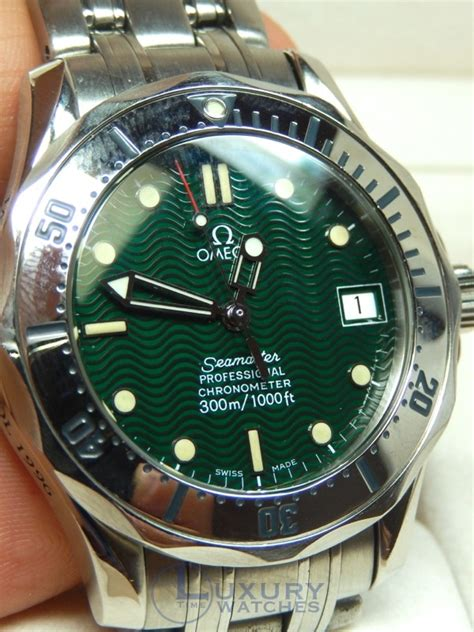 omega seamaster mayol dial jacques watches limited larger version 1580 luxurytimewatches