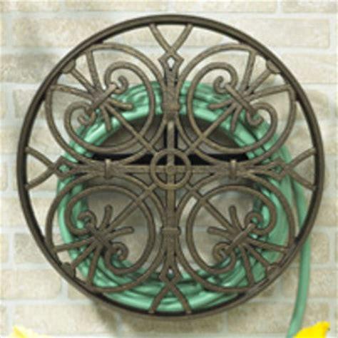 decorative garden hose holders