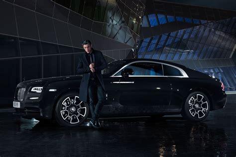 2017 Rolls Royce Wraith Black Badge First Drive