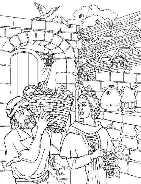 Tempel Kleurplaat by Kleurplaat Zacharias In De Tempel N De 31