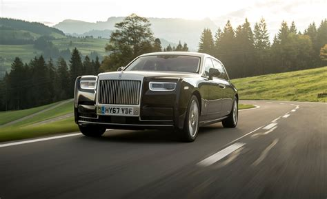 Rolls Royce Car : 2018 Rolls-royce Phantom Viii First Drive