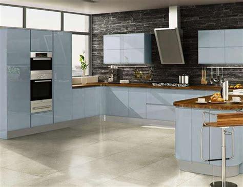 Handleless Jpull Kitchens  Blok Designs Ltd