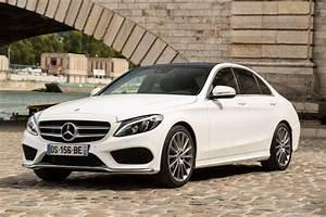 Mercedes Classe C Blanche : mercedes classe c 2018 photos et infos de la classe c restyl e photo 26 l 39 argus ~ Gottalentnigeria.com Avis de Voitures