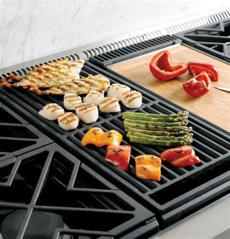 monogram zdpngpss   pro style freestanding dual fuel range  grill  griddle