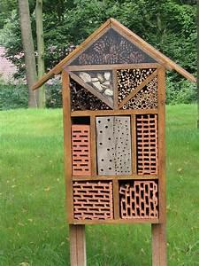 Abri à Insectes : comment fabriquer un h tel insectes au jardin ~ Premium-room.com Idées de Décoration