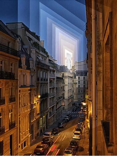 Fong Qi Wei Slice Alley Sunset Parisian
