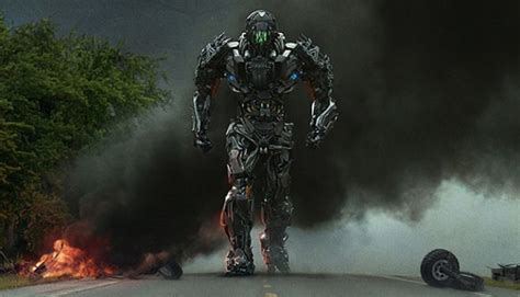 Earth on Lockdown in New Transformers: Age of Extinction ...