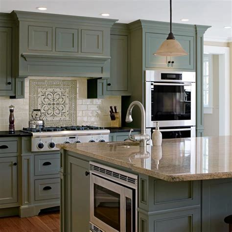 Nuvo Old Sage Cabinet Paint ? Giani Inc.
