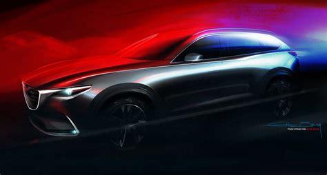 Allnew 2016 Mazda Cx9 And Lmp2 Diesel Race Car To Debut