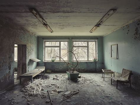 In this episode we explore one of the most dangerous places in chernobyl and that is the basement of pripyat hospital. Pripyat Hospital   Pripyat Hospital (Chernobyl) is 1986 ...