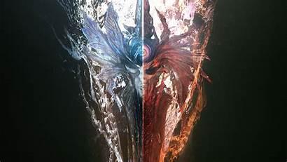 Soulcalibur Wallpapers Calibur Soul Swords Weapons Fire