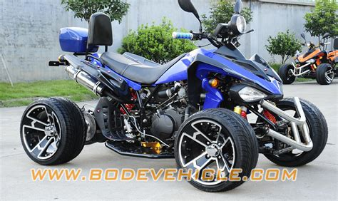 Bode New Eec 350cc 4 Wheel Motorcycle Racing For Adult (mc