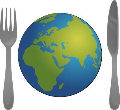 cuisine autour du monde la carte du monde des blogs cuisine