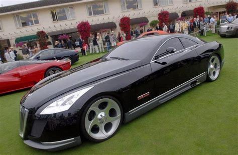 8 Million Dollar Car: Maybach Exelero: Length