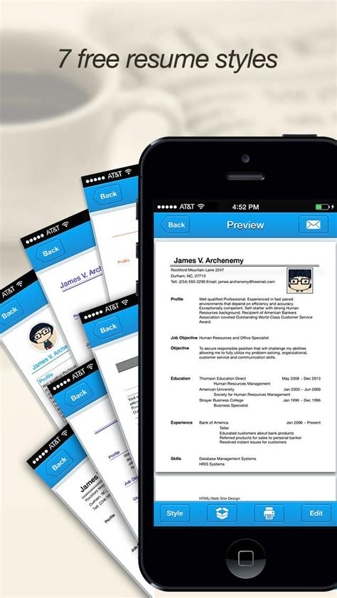 39 best resume cv apps images on curriculum