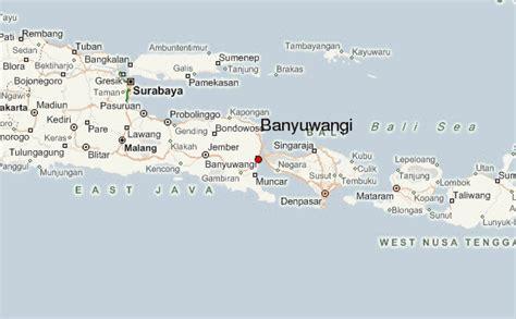 guide urbain de banyuwangi