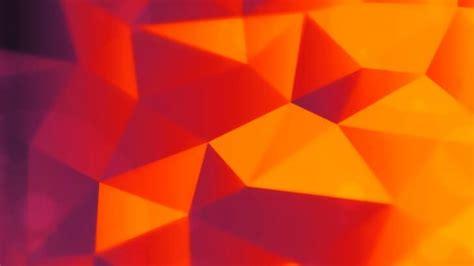 Hd Orange Theme Wallpaper by Orange Polygons Wallpaper 3d Hd Wallpapers