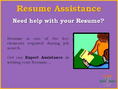 Resume Writing Assistance by Career Counselling Aptitude Test Centre Career