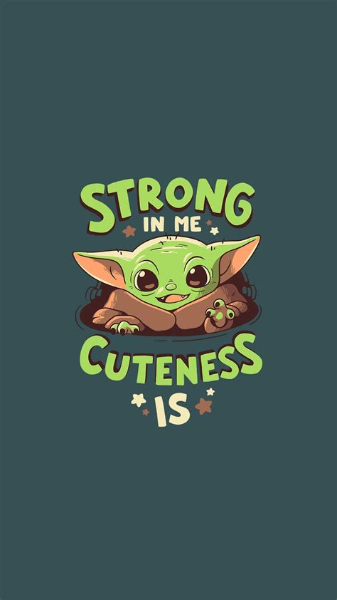 Baby yoda wallpapers for phone. The best Baby Yoda Wallpapers for you Iphone or Android ...