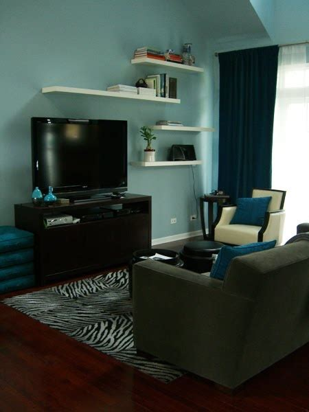 living room floating shelves living room den ideas
