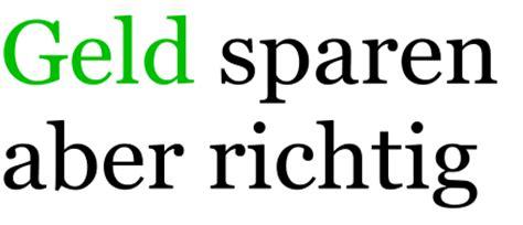 Geld Sparen So Klappts Besser by Wie Spare Ich Am Besten Geld Mein Geld