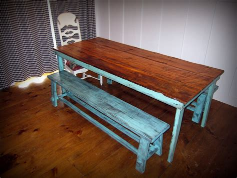 Old Barn Wood Table