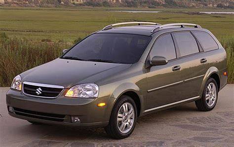 Suzuki Forenza Reliability by Used 2006 Suzuki Forenza Wagon Consumer Reviews Edmunds