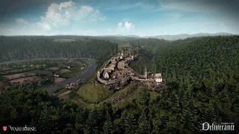 kingdom  deliverance la version beta du jeu est dispo