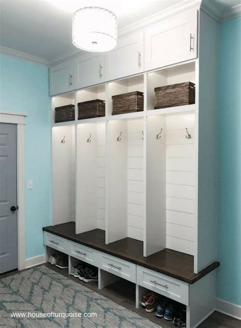 Columbus Mudroom Cabinet Organization And Storage Ideas. French Farmhouse Table. Blanket Storage. Open Kitchen Design. Artificial Plants. Small Modern Bathroom. Andrews Lighting. Porcelain Slab Countertops. Kitchen Decor