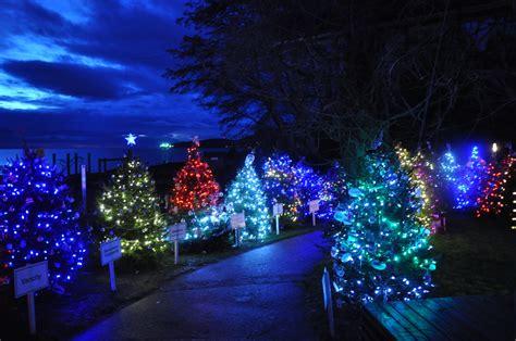 vancouver bc christmas lights dundarave festival of lights 2015 west vancouver west