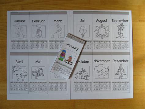 kalender grundschule basteln dansenfeesten