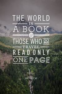 The world is a book on Inspirationde