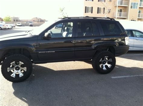 raised jeep grand cherokee 1j4gw48n83c595519 2003 jeep grand cherokee laredo lifted