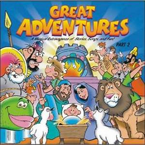 Great Adventures - Making Bible Lessons Fun for Kids ...
