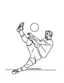 Kleurplaat Arsenal by 25 Beste Idee 235 N Voetbal Tekenen Op